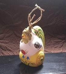 のごみ人形 新十二支 金鶏鈴の特産品画像