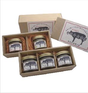 壱岐牛の肉味噌5 本セットの特産品画像