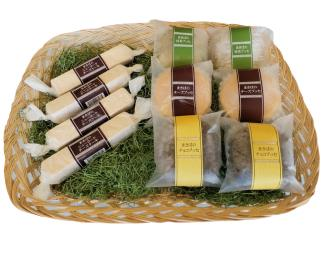 牧場のチーズブッセセットの特産品画像