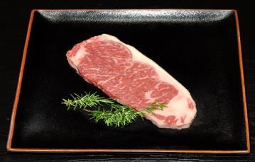 うぶやま牛 ステーキ用の特産品画像