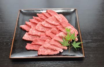 うぶやま牛 焼き肉用の特産品画像