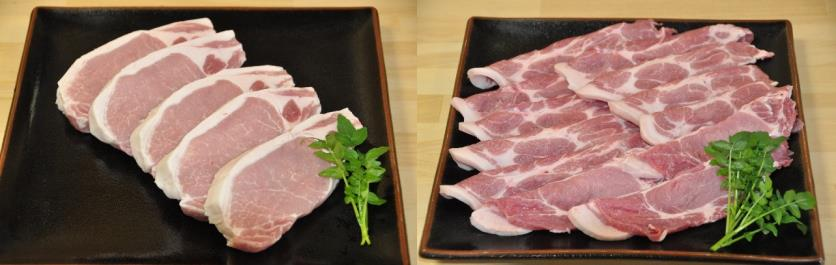 梅酢黒豚セットの特産品画像