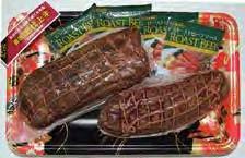 豊後・米仕上牛ローストビーフ2本(ソース付)の特産品画像