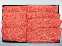 黒毛和牛ロース・バラすき焼き用の特産品画像