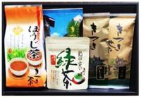 きつき茶 バラエティーセットの特産品画像
