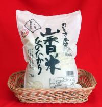 山香米10kg(5kg×2)の特産品画像