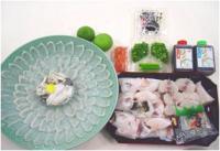 豊後とらふぐ料理セット4~5人前(冷蔵)の特産品画像